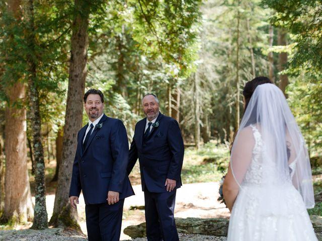 Jeff and Amanda's Wedding in Baileys Harbor, Wisconsin 26
