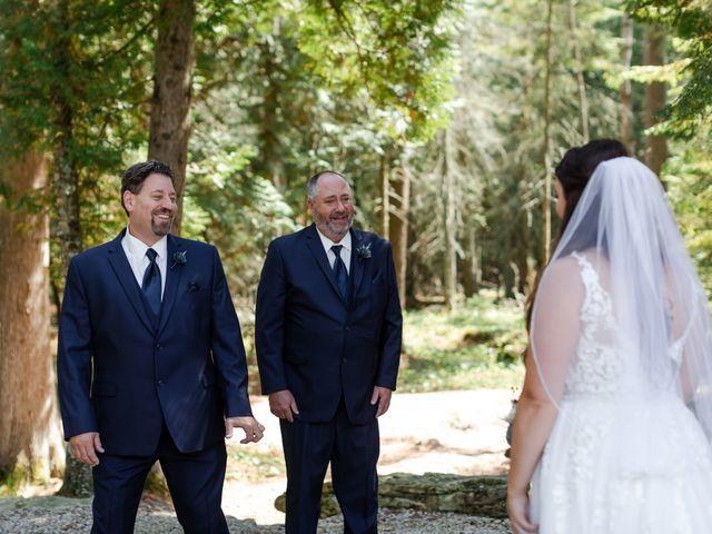 Jeff and Amanda's Wedding in Baileys Harbor, Wisconsin 27