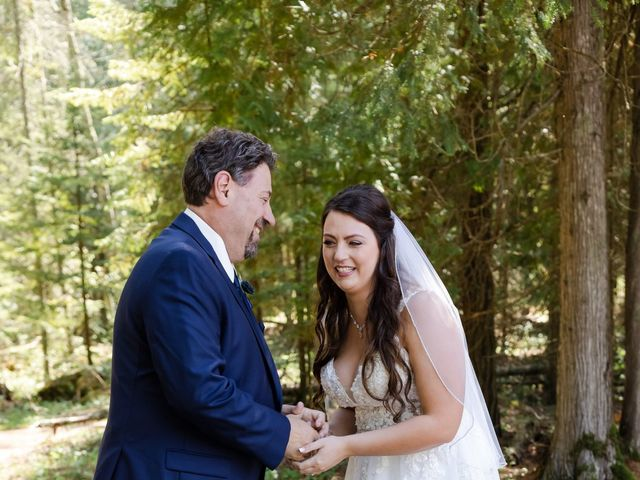 Jeff and Amanda's Wedding in Baileys Harbor, Wisconsin 28
