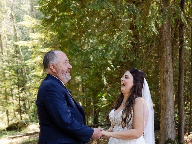 Jeff and Amanda's Wedding in Baileys Harbor, Wisconsin 29