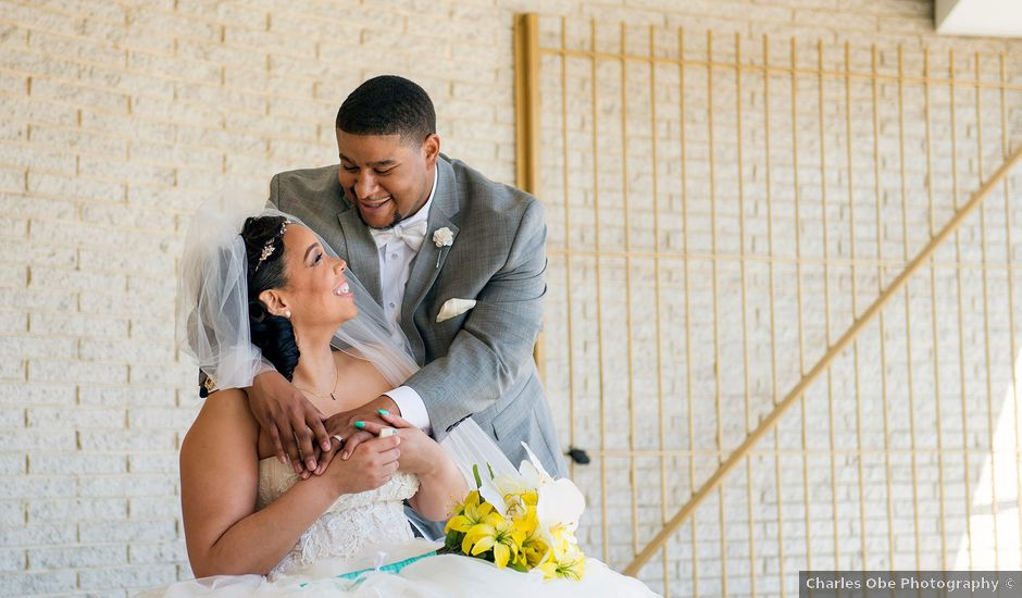 Jahmal and Brittney's Wedding in Washington, District of Columbia