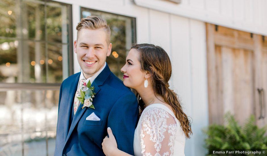 Andrew and Megan's Wedding in Tulsa, Oklahoma