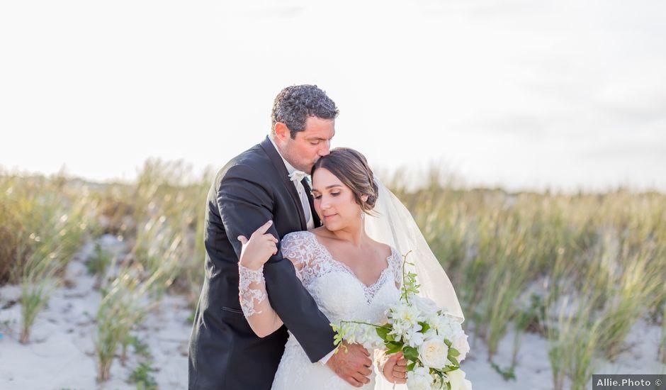 Alex and Jamie's Wedding in Harwich Port, Massachusetts