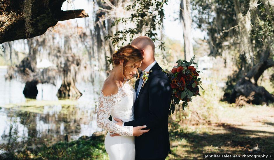 Josh and Caitlyn's Wedding in Hammond, Louisiana