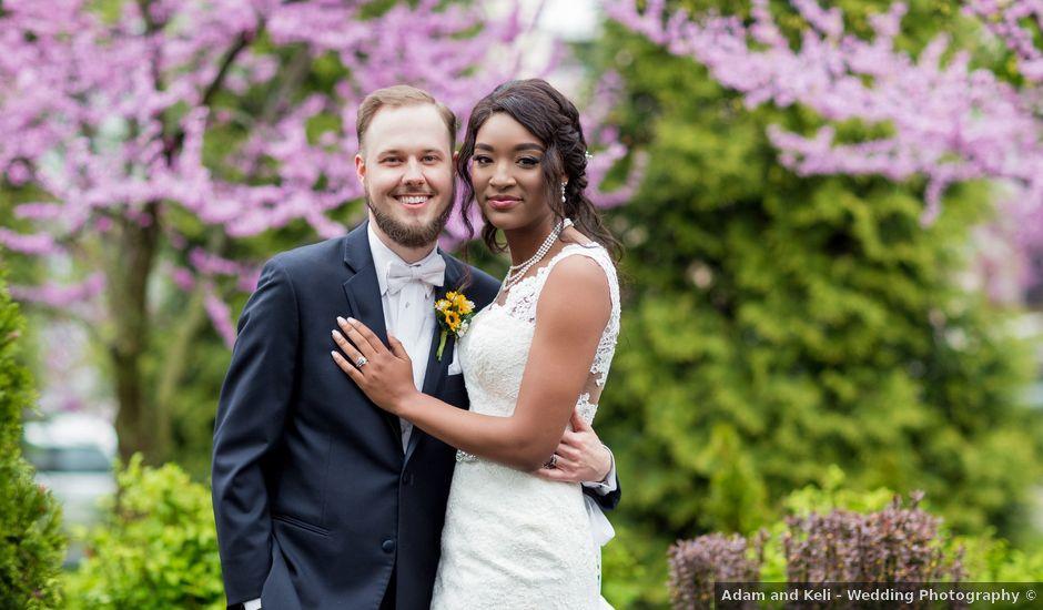 William and Deja's Wedding in Newport, Kentucky