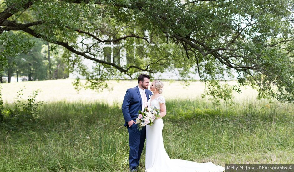 Mathew and Megan's Wedding in Conway, Arkansas