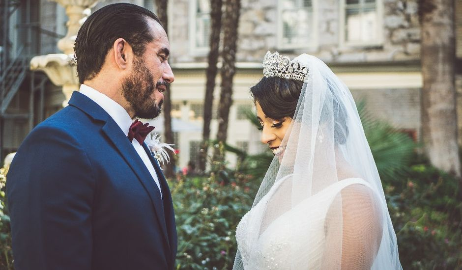 David  and Lene 's Wedding in San Antonio, Texas