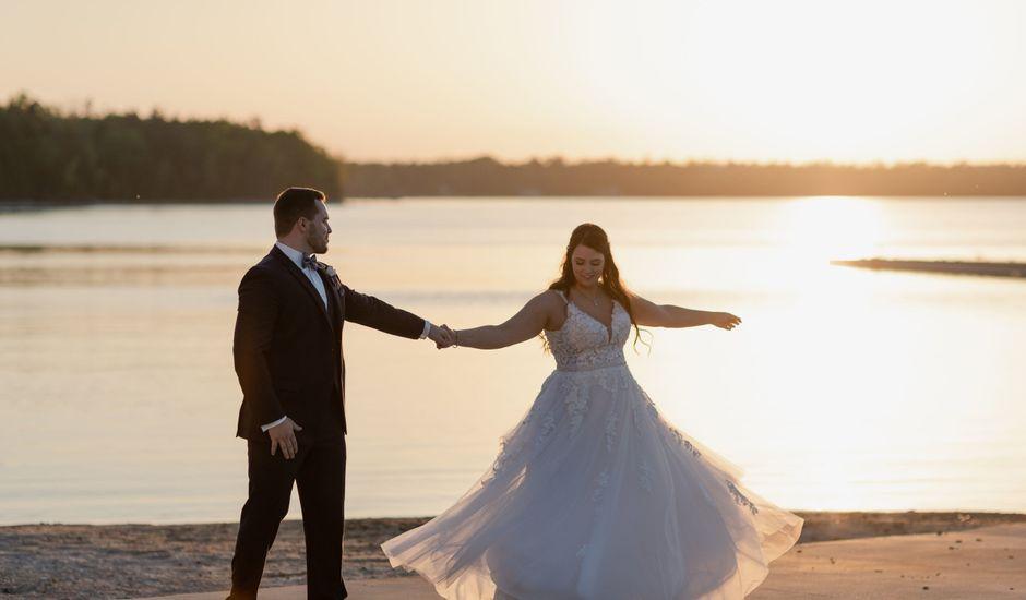 Jeff and Amanda's Wedding in Baileys Harbor, Wisconsin