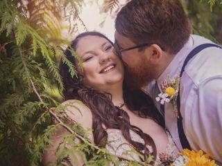 The wedding of Shay and Jordan