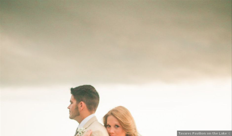 Chelsea and Kyle's Wedding in Tavares, Florida