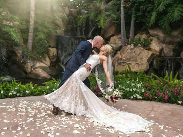 The wedding of Karen and Kesler