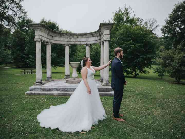The wedding of Brianna and Anthony
