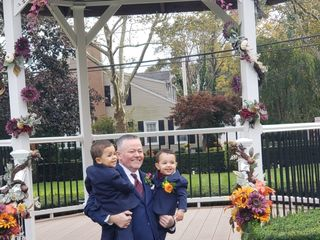 Patrick  and Erika's Wedding in Garden City, New York 8