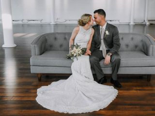The wedding of Brooklyn and Timothy