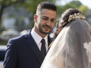 The wedding of Edgard and Stephanie 1