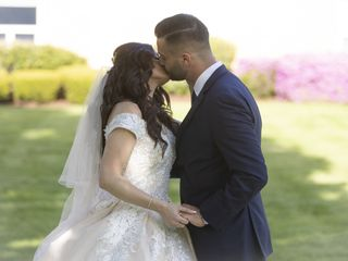 The wedding of Edgard and Stephanie 3