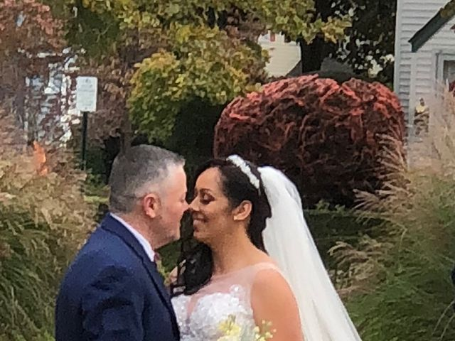 The wedding of Erika and Patrick