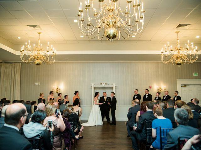 Mitch and Kristen's Wedding in Worcester, Massachusetts 1