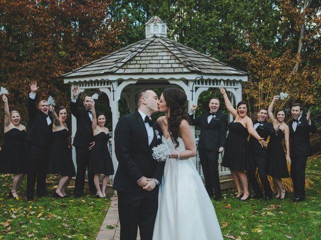 Mitch and Kristen's Wedding in Worcester, Massachusetts 2