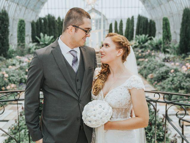 The wedding of Matt and Kelsey