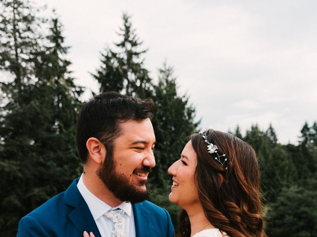 David and Angela's Wedding in Issaquah, Washington 4