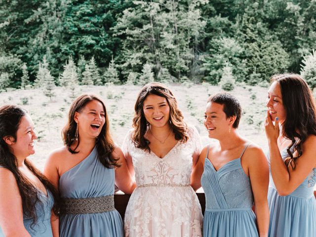 David and Angela's Wedding in Issaquah, Washington 13