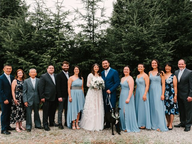 David and Angela's Wedding in Issaquah, Washington 14
