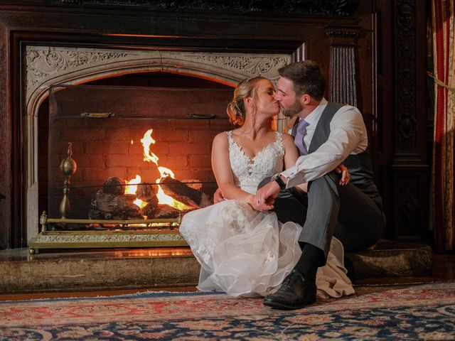 Andy and Samantha's Wedding in Andover, Massachusetts 2