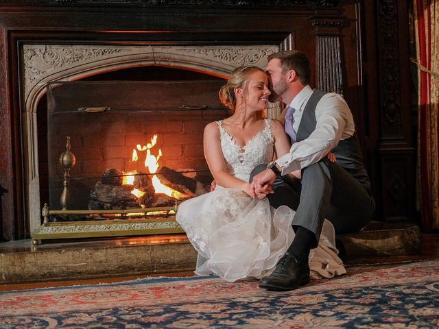 Andy and Samantha's Wedding in Andover, Massachusetts 3