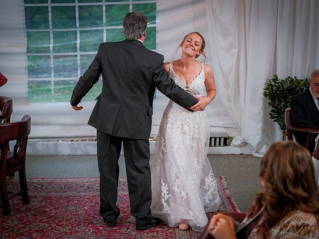 Andy and Samantha's Wedding in Andover, Massachusetts 13