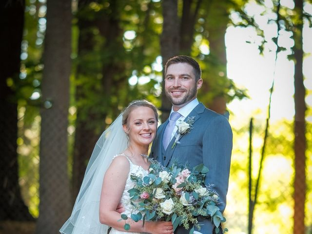 Andy and Samantha's Wedding in Andover, Massachusetts 31