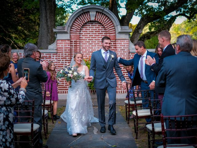Andy and Samantha's Wedding in Andover, Massachusetts 35