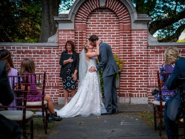 Andy and Samantha's Wedding in Andover, Massachusetts 36