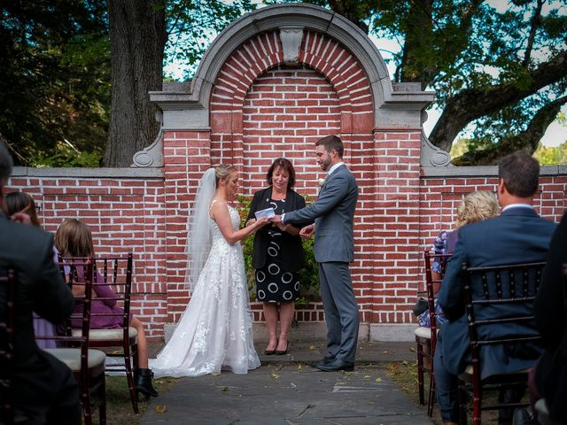 Andy and Samantha's Wedding in Andover, Massachusetts 37