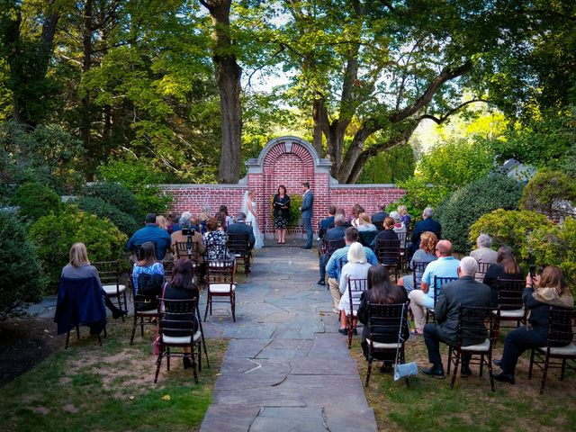Andy and Samantha's Wedding in Andover, Massachusetts 45