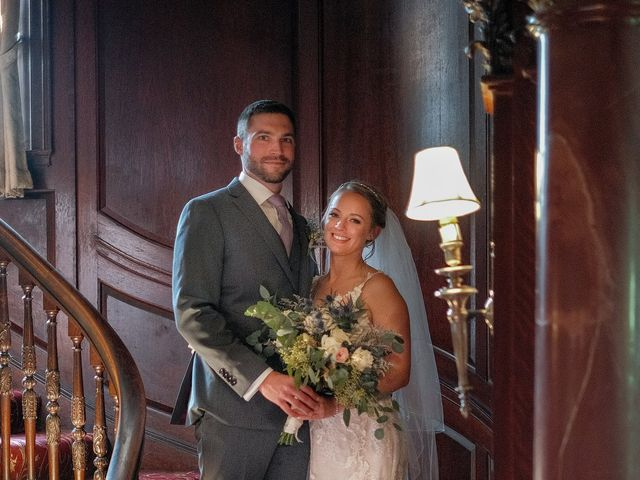 Andy and Samantha's Wedding in Andover, Massachusetts 53