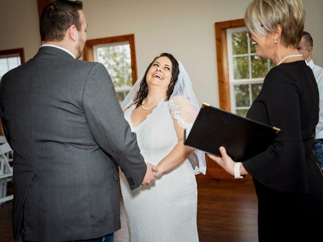 Justin and Mandy's Wedding in Branson, Missouri 4