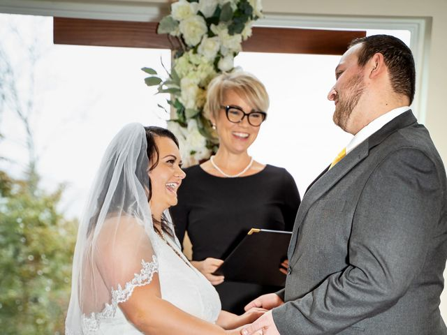 Justin and Mandy's Wedding in Branson, Missouri 16
