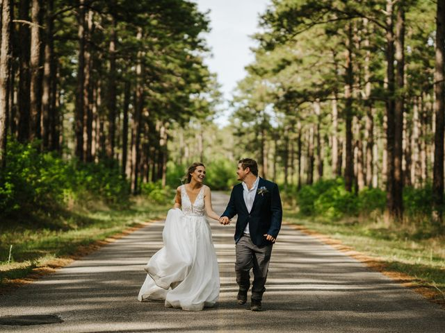 The wedding of Jessica and Trenton