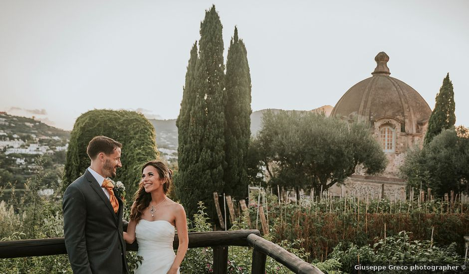 Mike and Dora's Wedding in Naples, Italy