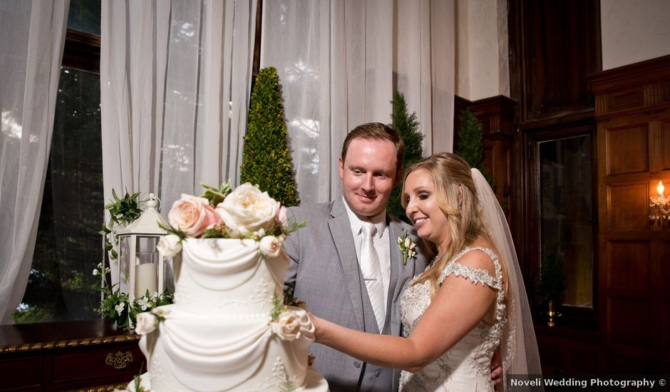 Zack and Courtney's Wedding in Greenville, South Carolina