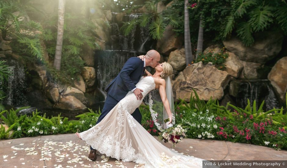 Kesler and Karen's Wedding in Fallbrook, California