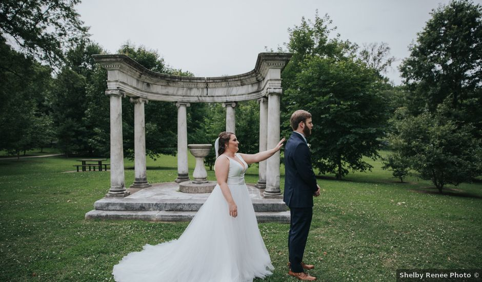 Anthony and Brianna's Wedding in Memphis, Tennessee