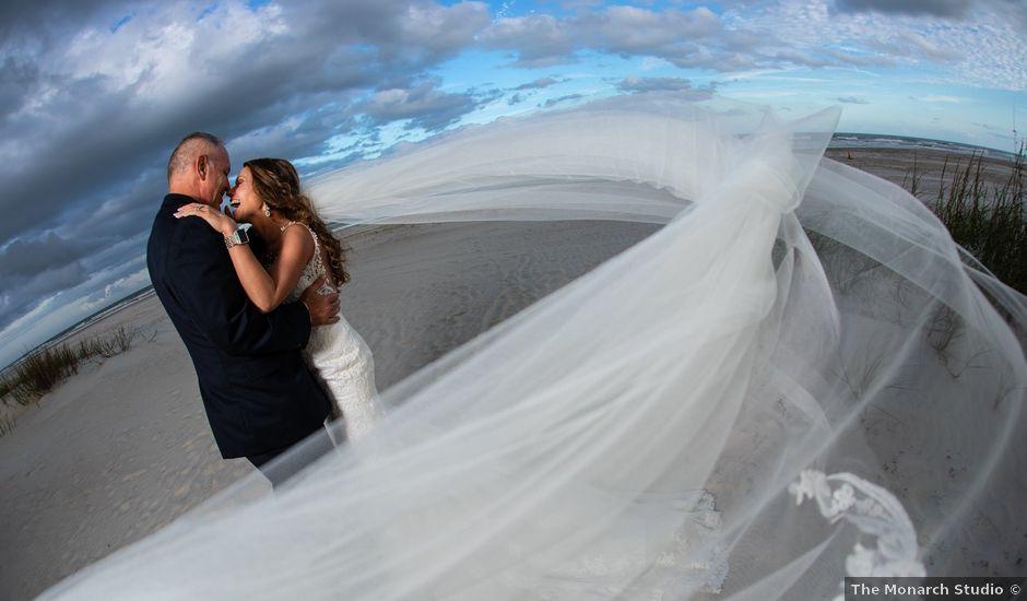 Doug and Joanna's Wedding in Saint Augustine, Florida