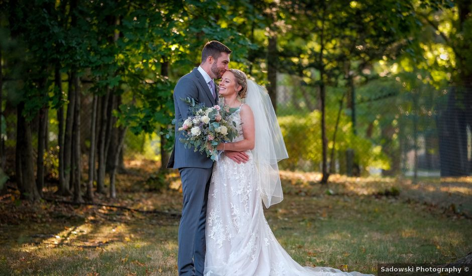 Andy and Samantha's Wedding in Andover, Massachusetts