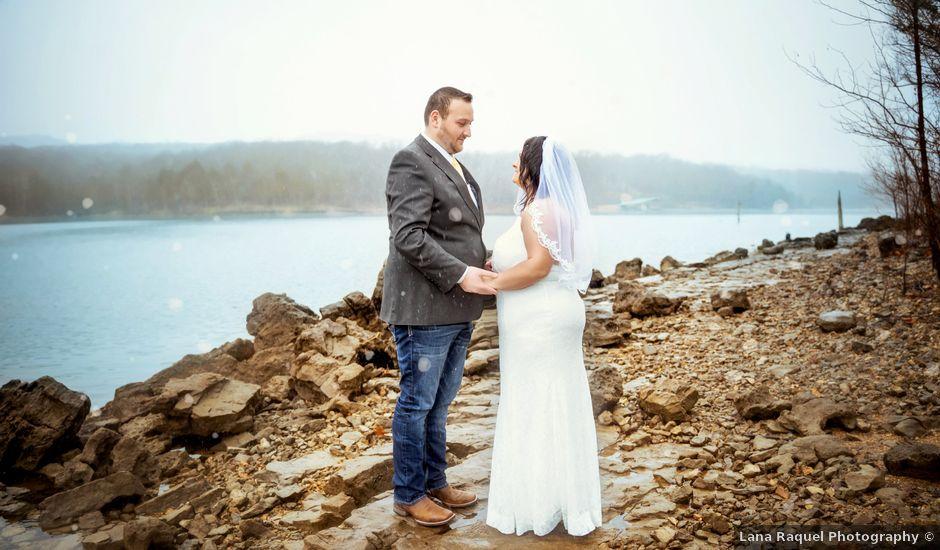 Justin and Mandy's Wedding in Branson, Missouri