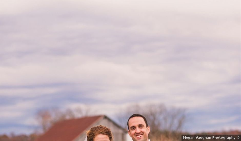 Stephanie and Andrew's Wedding in Charlottesville, Virginia
