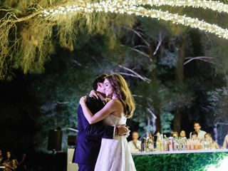 The wedding of Maria and Alex
