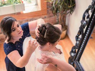 The wedding of Courtney and Richard 1