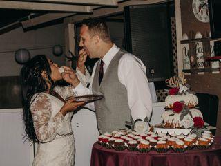 The wedding of Sarah and Nicholas 1